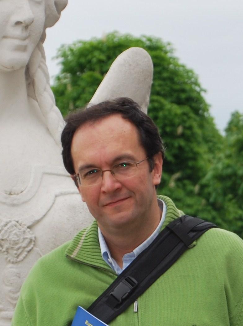 Prof. Dr. Antonio Delgado (Spain)